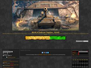 World of Tanks par Yoyofree