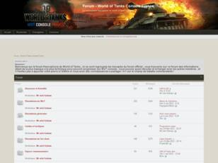 World of Tanks Console France