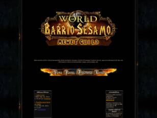 Barrio Sesamo :: Hermandad Oficial de World of Fumetas 3.3.5a
