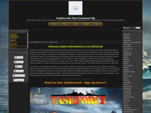 Free forum : Taskforce44 Fleet Command HQ