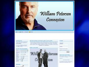 William Petersen Connexion: Aqui é o seu lugar!