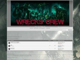 WRECKS CREW - le forum