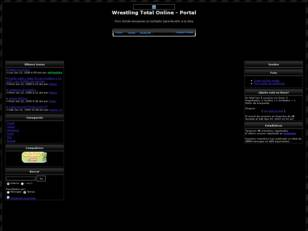 Foro gratis : Wrestling Total On-Line
