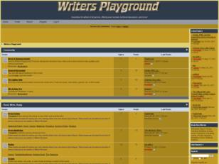 Writers Playground