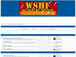 Web Sim Hockey Federation