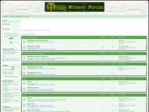 Free forum : West Virginia Writers Inc. Writing Forum
