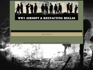WW2 AIRSOFT & REENACTING HELLAS