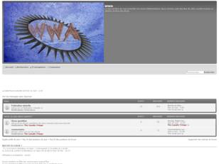 wwa - forum catch virtuel