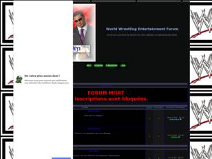 World Wrestling Entertainment Forum