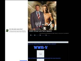 WWE-Virtual une Fed Virtuel