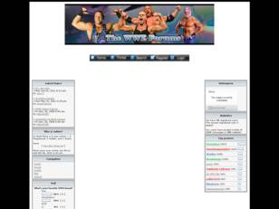 The WWE Forum