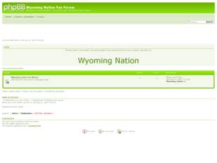 Wyoming Nation