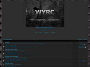 WY Records Company