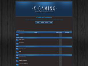 X-GAMING Network