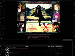 Foro gratis : X-Japan Visual Shock