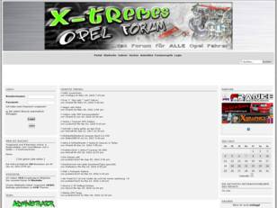 x-treme`s Opel Forum