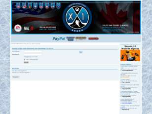 Xbox One Hockey League