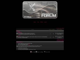 XFORCE alliancernes FORUM