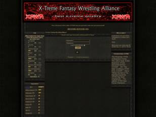 X-treme Fantasy Wrestling Alliance