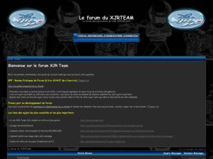 Le forum du XJRTEAM