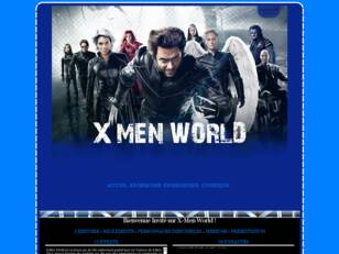 X-Men World