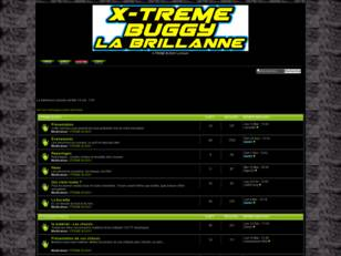 FORUM  X-TREME BUGGY La Brillanne