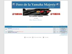 foro yamaha majesty 125