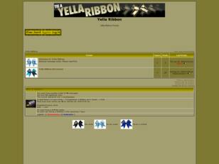 Free forum : Yella Ribbon