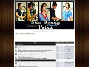 The Young Veins Brasil