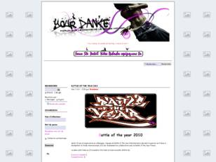 creer un forum : yourdance