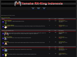 Yamaha RX-King Indonesia (YRKI)