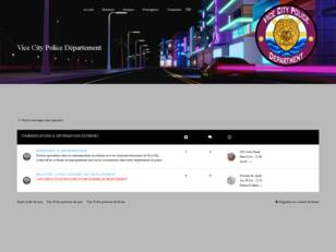 Intranet - Los Santos Police Department.