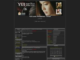 Free forum : YUI-Lover Philippines