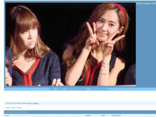 Yulsic Couple of SNSD