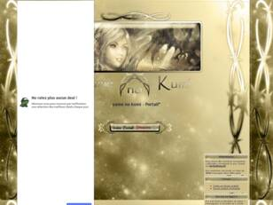 creer un forum : yume no kumi