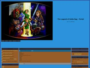 Free forum : The Legend of Zelda Rpg
