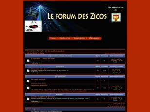 Zicorama 91 - Le forum