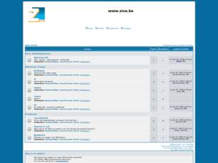 Forum gratuit : www.ziva.be