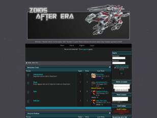 Free forum : Zoids After Era