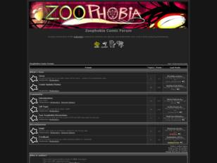 Zoophobia Comic Forum