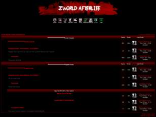 Old Forum Zworld Afterlife - Zmod (Outdated)