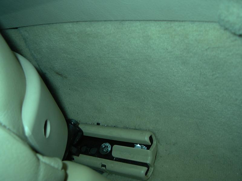 [BMW 530 d E39] Rénovation intérieure d'un Pack Sport M 116067P1000038