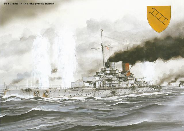 ALLEMAGNE CROISEURS DE BATAILLE CLASSE DERFFLINGER 119608L__tzow_Jutland