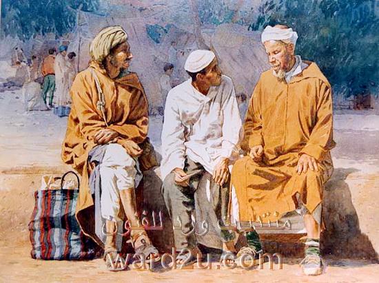 لوحات تشكيلية مغربية 1340182_abm_www.ward2u.com