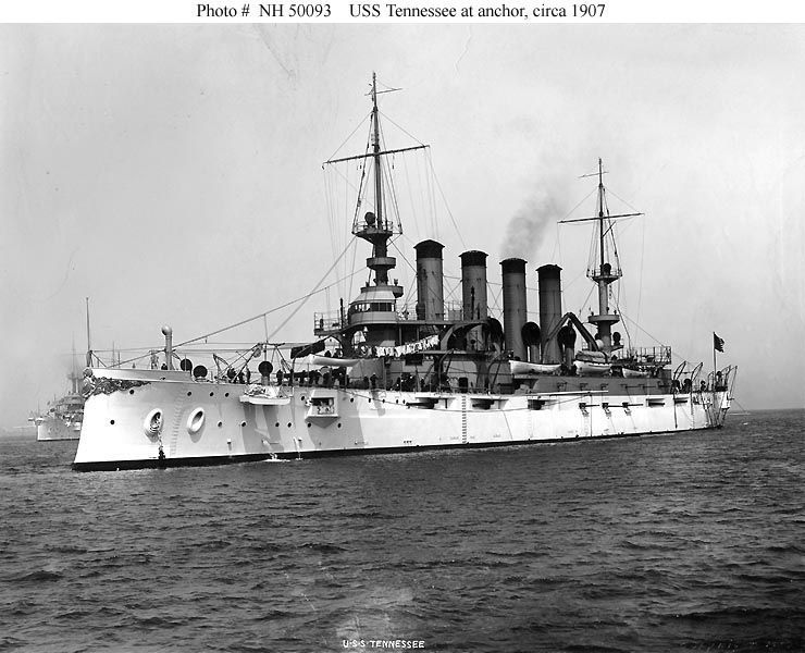 USN CROISEURS LEGERS CLASSE OMAHA - Page 1 134754USS_Memphis_croiseur_cuirasse