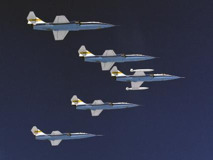 DUO: F-104N (NASA) + F-104G (BAF) Hazegawa 1/48  137923306663main_EC76_5145_3x4_428_321