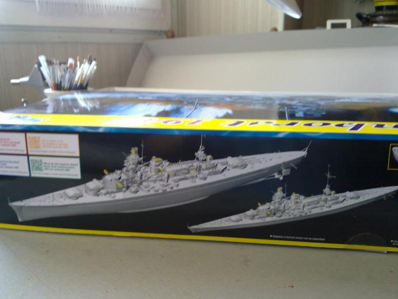 DKM Scharnhorst de  Dragon 1/350° 14571311102010812