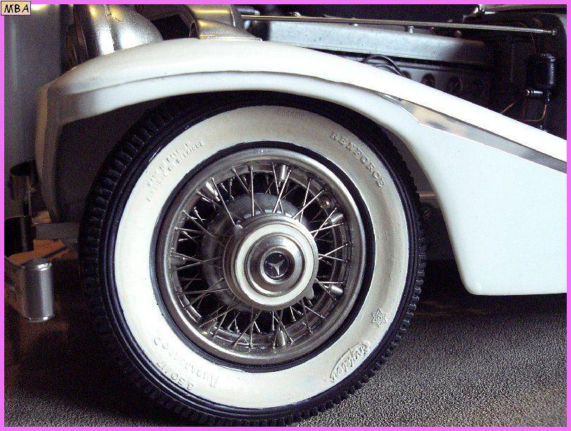 Mercedes Benz 540 K Cabrio Spécial.   au 1/8ème 157218Mercedes_540k_06