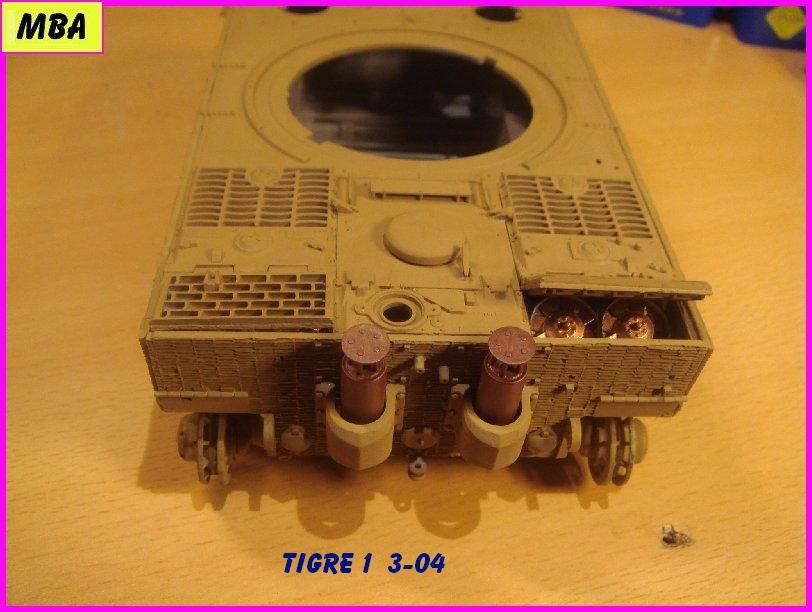 Char Tigre 1 au 1/35ème Dragon 179979tigre304