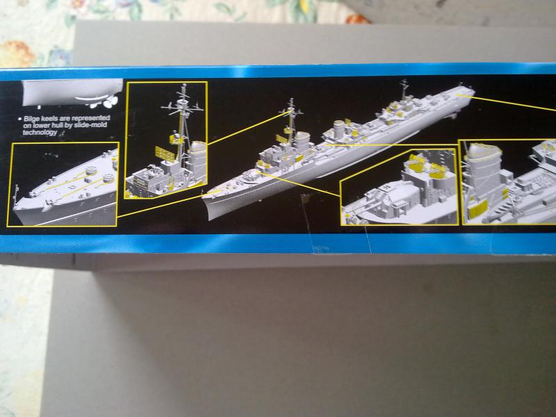 Destroyer Z-39 de Dragon au 1/350 187486060420111352